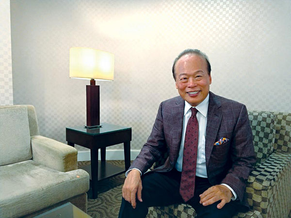 Dr. Tei-Fu Chen Shares His Story in Taiwan Media